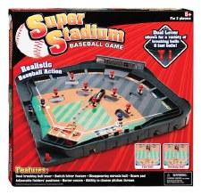 Super Stadium Baseball Game - International Playthings