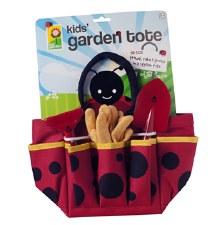 Ladybug Garden Tote - ToySmith