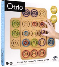 Otrio Wood Game