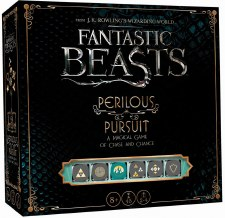 Fantastic Beasts Perilous Dice