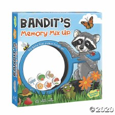 Bandit's Memory Mix-Up