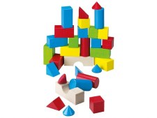 HABA Basic Building Blocks 30 Piece Colored