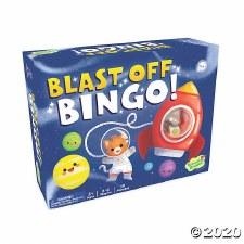 Blast Off! Bingo