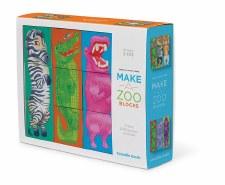 Crocodile Creek Block Puzzles - Make A Zoo