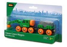 Ravensburger Brio Clever Crane Wagon