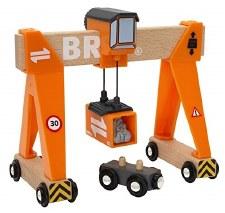Brio Gantry Crane Set - Ravensburger