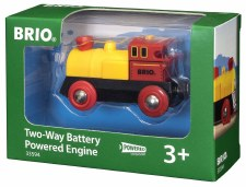 Ravensburger Brio Two-Way Battery Powered Engine