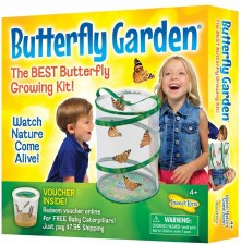 Insectlore Butterfly Garden with Voucher