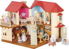 Calico Critters Cloverleaf Townhome Set