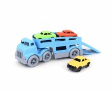 Mellisa Car Carrier Truck & Cars Wooden Set