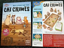 Cat Crimes Game