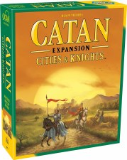 Catan Cities/Knights Game