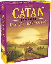 Asmodee Catan Traders/Barbarians Game