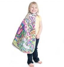 Creative Education Great Pretenders Color A Cape - Princess
