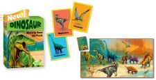 Dinosaur Match-Up Game - Peaceable Kingdom