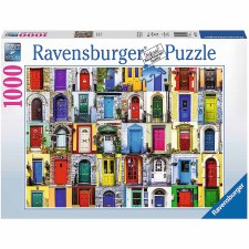 Doors of the World 1000 Piece Puzzle - Ravensburger