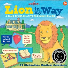 Lion In My Way Game
