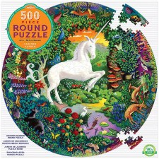 Unicorn Garden 500 Piece