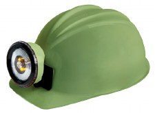 Explorer Helmet Lime Green
