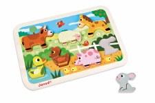 Farm Chunky Puzzle - Janod