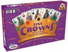 Five Crowns Card Game - Set Enterprises