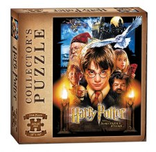 Harry Potter and the Sorcerer's Stone Puzzle (550 Piece - USAopoly