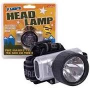 LED Head Lamp - Schylling