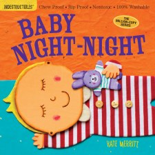 Indestructables: Baby Night Night - Workman Publishing