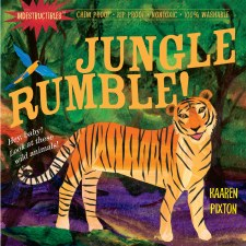Indestructables: Jungle Rumble! - Workman Publishing