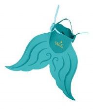 Lil' Merfin - Aqua - Toysmith