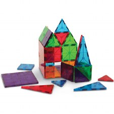 Magna-Tiles Clear 32 Piece Set