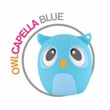 My Audio Life Owlcappela Blue