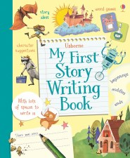My First Story Writing Book - Usborne Books