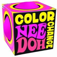 Schylling Color Change NeeDoh Ball