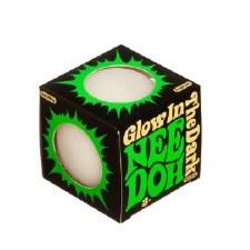 Schylling Glow in the Dark NeeDoh Ball