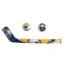 NHL Buffalo Sabres Soft Hockey Set - Franklin