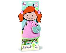Nici Wonderland - Pink Dress with Handbag