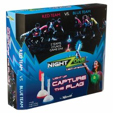 NightZone LightUp Capture the Flag - Toysmith