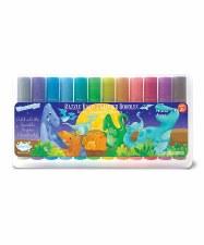Glitter Gel Crayon-Dinosaur