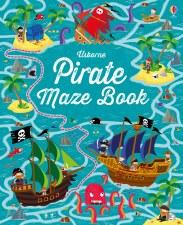 Pirate Maze Book - Usborne Books