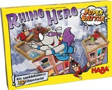 Rhino Hero Super Battle Game - HABA
