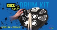 Rock and Roll It Flexible Portable Drum - MukikiM