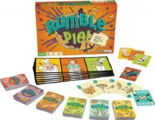 Rumble Pie Game