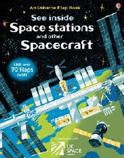 See Inside Space Stations - EDC Usborne