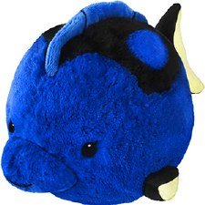 Squishable Blue Tang Fish