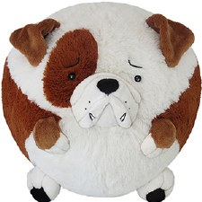 Squishable Bulldog