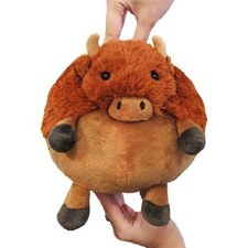 Squishable Mini Buffalo
