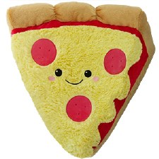 Squishable Mini Pizza Slice