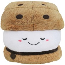 Squishable Mini S'more 7""