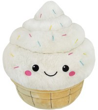"Squishable Soft Serve Ice Cream 15"""